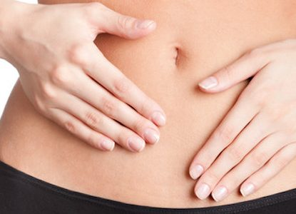 Treating belly button bleeding is easy with modern treatment methods!